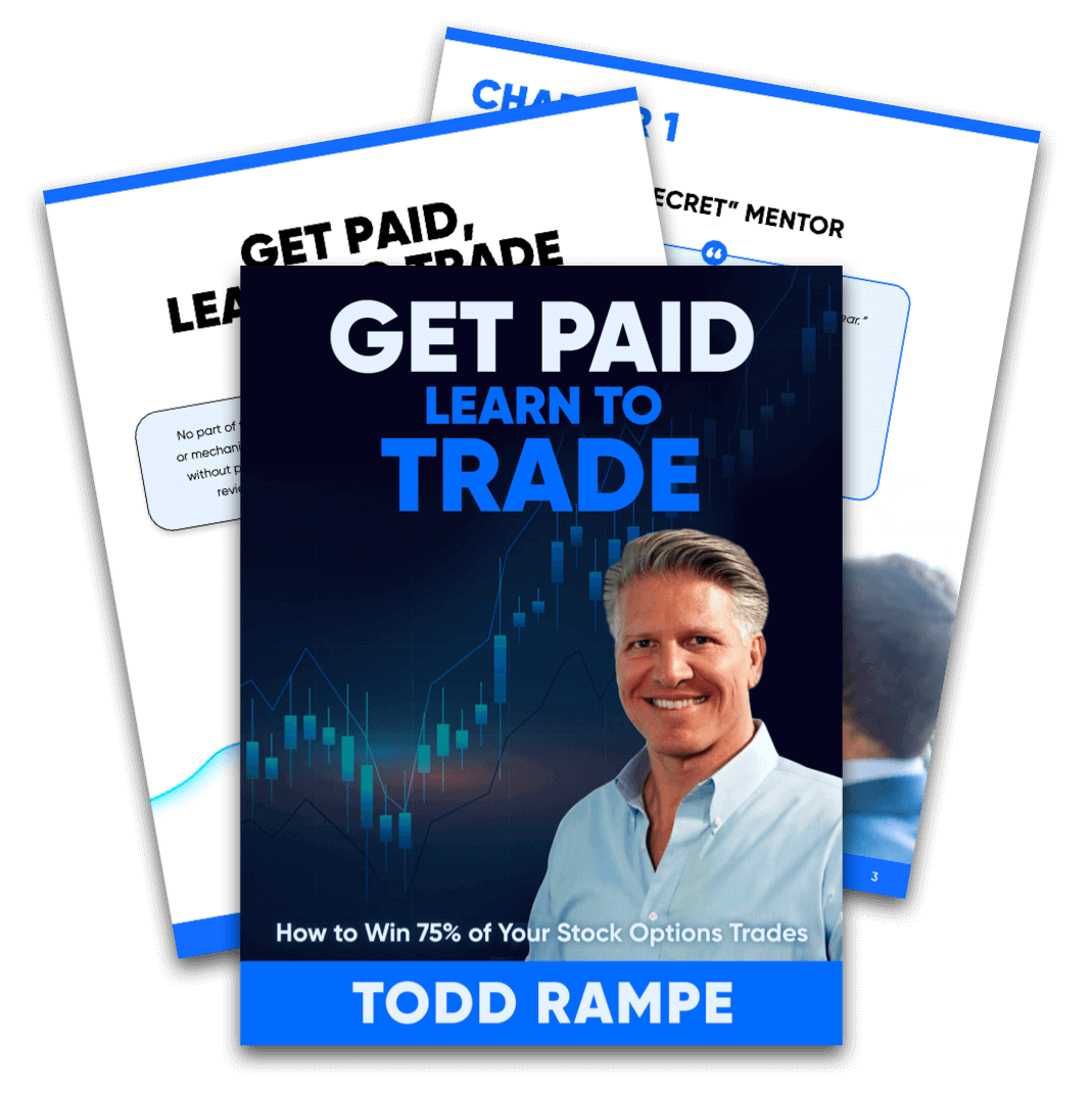 Get Paid Learn To Trade Todd Rampe EBook